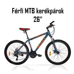 """Férfi MTB kerékpár - 26"""""""