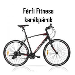 Férfi Fitness kerékpár