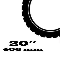 20 coll - 406 mm