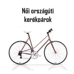 Női országúti kerékpárok