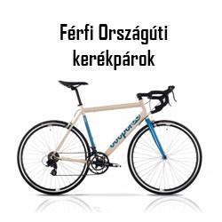 Férfi Országúti kerékpár