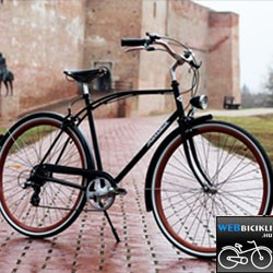 Egyedi férfi városi kerékpár