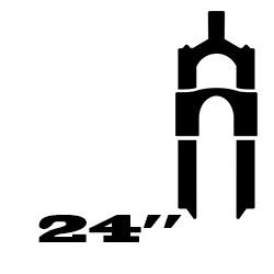 """Teleszkóp 24"""""""