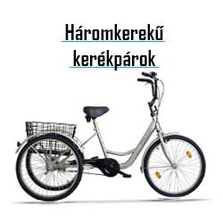 Háromkerekű kerékpárok