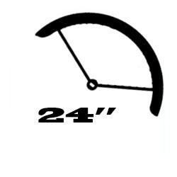 "24"" (ETRTO: 507mm gumimérethez)"