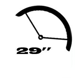 """29"""" (ETRTO: 622mm gumimérethez) - szélesebb kivitel"""