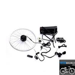Elektromos kerékpár szett