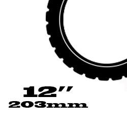 12 coll - 203 mm
