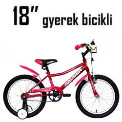 Gyerek bicikli - 18 coll (6-8 éves) (115-125cm)