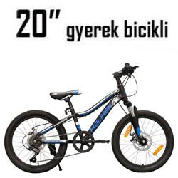 Gyerek bicikli - 20 Coll (7-9 éves) (120-135cm)