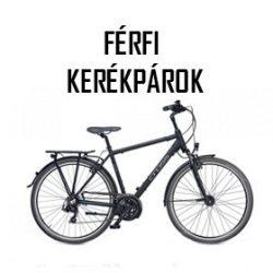 FÉRFI kerékpárok