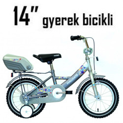 Gyerek biciklik - 14 Coll (3-5 éves) (95-110cm)