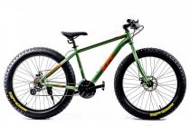 KPC Fatboy 26 kerékpár zöld