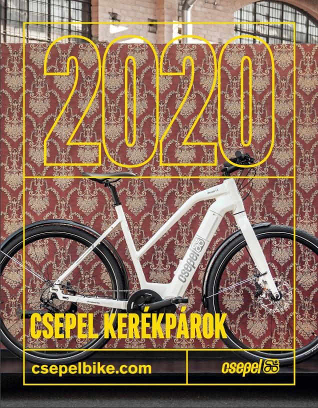 Csepel kerékpár katalógus 2020