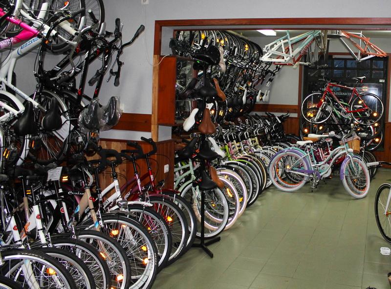 Kerékpár üzlet Gyulán