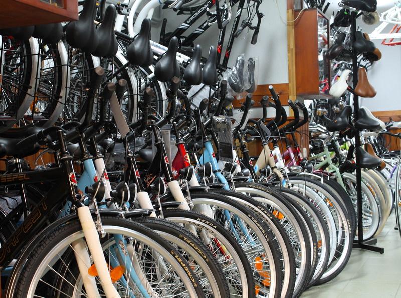 Kerékpár Bolt Gyulán