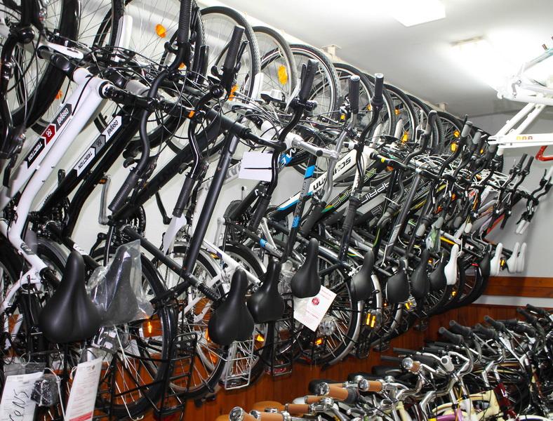 Kerékpár webshop Gyulán