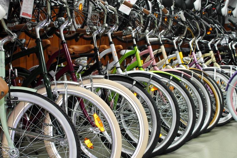 Kerékpár webáruház Gyulán