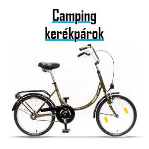 camping / összecsukható kerékpárok