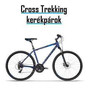 cross-trekking kerékpárok