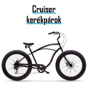 chopper stílusú cruiser kerékpárok