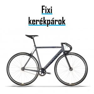 fixi kerékpárok, örökhajtós biciklik