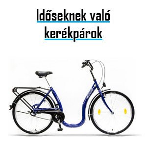 időseknek való kerékpárok