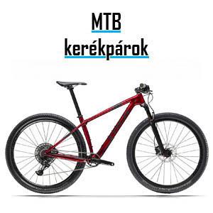 MTB-k, hegyikerékpárok