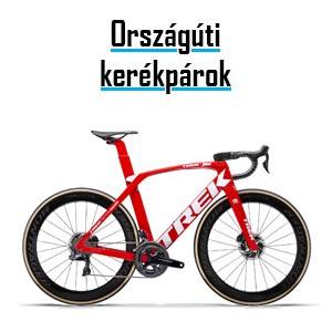 országúti kerékpárok, versenybiciklik