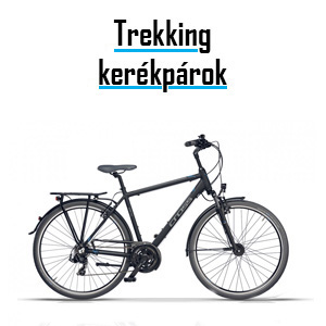 túrabiciklik, trekking kerékpárok