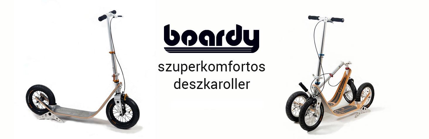Roller - BoardyOnBoard