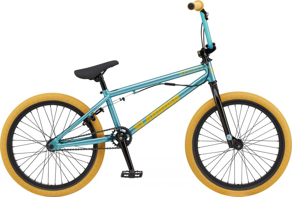 """GT SLAMMER 20"""" BMX kerékpár - Zöld"""