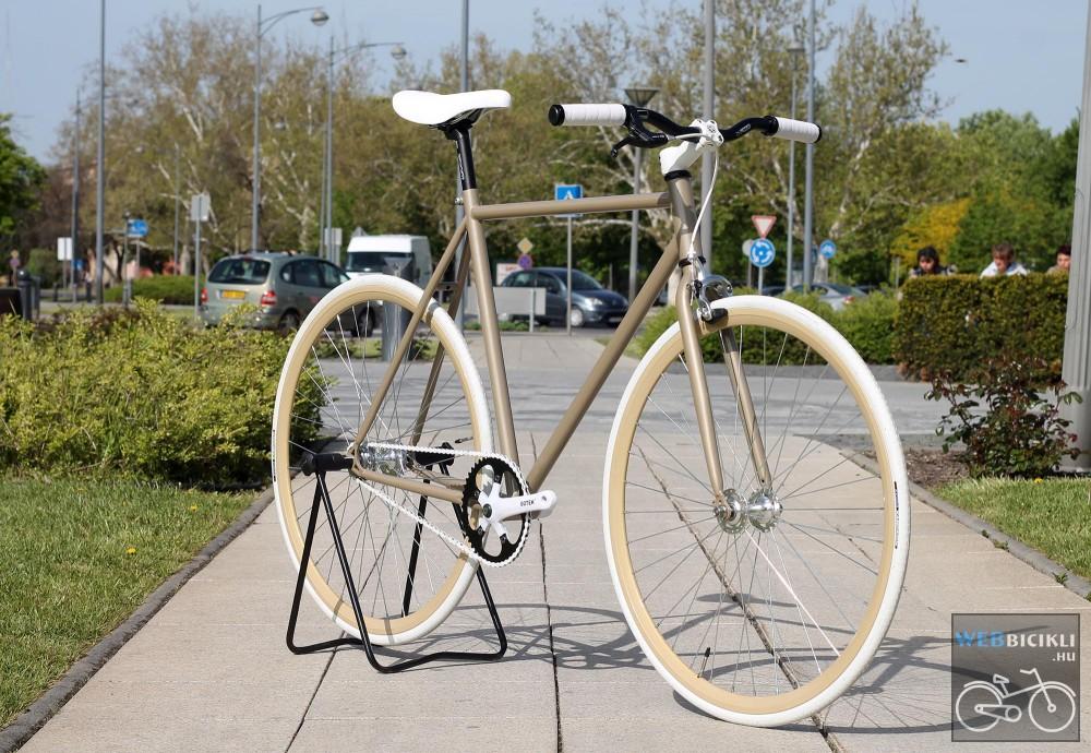 Fixi kerékpár - Egyedi - Férfi - Gyöngy bézs / krém