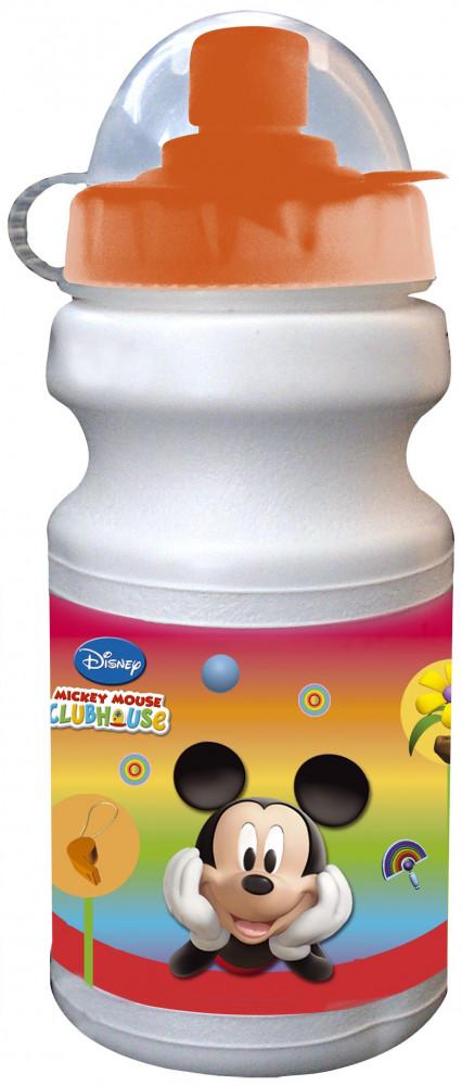Disney gyerek kulacs - Mickey egér - MICKEY MOUSE - 350ml + tartó