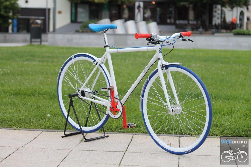 Egyedi Csepel Royal fitnesz kerékpár - Nexus 7 sebességes agyváltóval