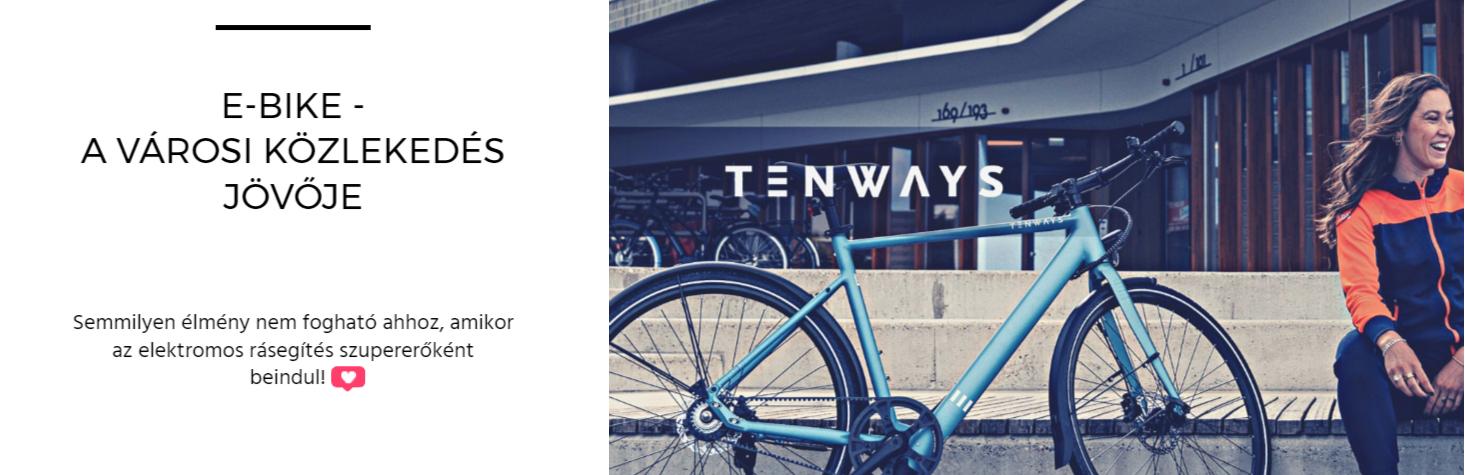 Cross kerékpár akció